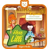 tigercard - Hexe Lilli: Lilli wird Prinzessin & Das geheime Kuchenrezept