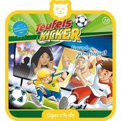 tigercard - Teufelskicker - Freundschaftsspiel