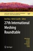 27th International Meshing Roundtable (eBook, PDF)