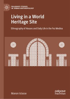 Living in a World Heritage Site (eBook, PDF) - Istasse, Manon