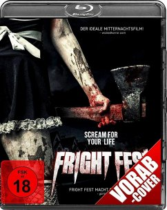 Fright Fest - Walsh,Dylan/Mckinley,Madison/Miller,Romeo/+
