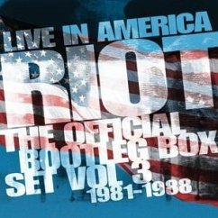 Live In America The Official - Riot