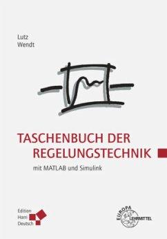 Taschenbuch der Regelungstechnik - Lutz, Holger; Wendt, Wolfgang