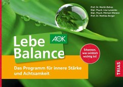 Lebe Balance - Bohus, Martin; Lyssenko, Lisa; Wenner, Michael; Berger, Mathias