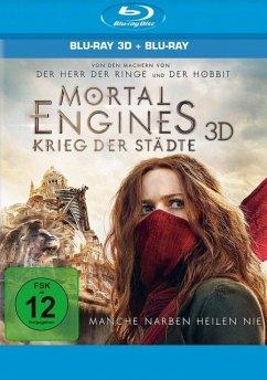 Mortal Engines: Krieg der Städte - Hugo Weaving,Hera Hilmar,Robert Sheehan