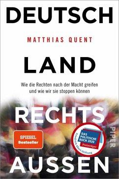 Deutschland rechts außen (eBook, ePUB) - Quent, Matthias