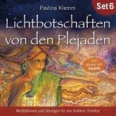 Lichtbotschaften von den Plejaden (Übungs-Set 6) (MP3-Download)