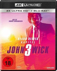 John Wick: Kapitel 3 - John Wick: Kapitel 3-4k/2bd