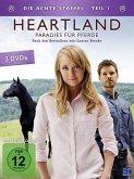 Heartland - Paradies für Pferde - Staffel 8.1