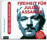 Freiheit für Julian Assange!, Audio-CD