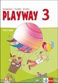 Playway ab Klasse 3. Pupil's Book Klasse 3