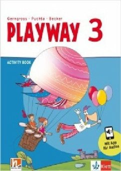 Playway ab Klasse 3. Activity Book Klasse 3