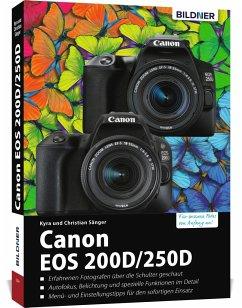 Canon EOS 200D / 250D - Sänger, Kyra;Sänger, Christian