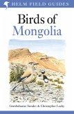 Birds of Mongolia (eBook, ePUB)