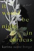 It Would Be Night in Caracas (eBook, ePUB)