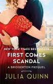 First Comes Scandal (eBook, ePUB)