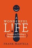 A Wonderful Life (eBook, ePUB)