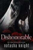 Dishonorable (Amado Brothers, #1) (eBook, ePUB)