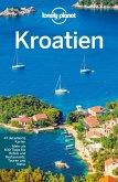 Lonely Planet Reiseführer Kroatien (eBook, PDF)