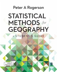 Statistical Methods for Geography (eBook, ePUB) - Rogerson, Peter A.