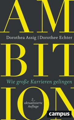 Ambition (eBook, PDF) - Assig, Dorothea; Echter, Dorothee