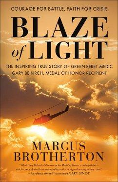 Blaze of Light (eBook, ePUB) - Brotherton, Marcus