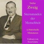 Stefan Zweig: Sternstunden der Menschheit (MP3-Download)