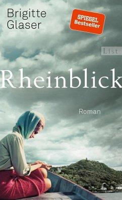 Rheinblick (Mängelexemplar) - Glaser, Brigitte