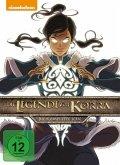Die Legende von Korra - Komplettbox DVD-Box