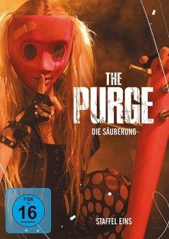 The Purge - Die Säuberung - Staffel 1 - Gabriel Chavarria,Jessica Garza,Hannah Emily...