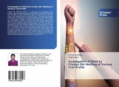 Investigation of Weld by Friction Stir Welding of Various Tool Profile
