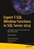 Expert T-SQL Window Functions in SQL Server 2019