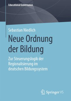 Neue Ordnung der Bildung (eBook, PDF) - Niedlich, Sebastian