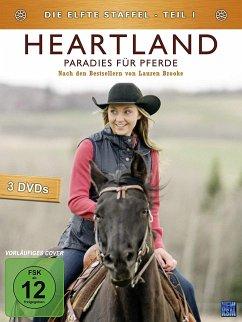 Heartland - Paradies für Pferde Staffel 11 / Teil 1