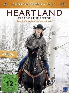 Heartland - Paradies für Pferde Staffel 11 / Teil 2