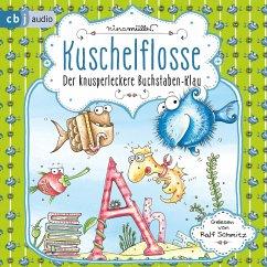 Kuschelflosse – Der knusperleckere Buchstabenklau (MP3-Download) - Müller, Nina
