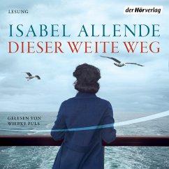 Dieser weite Weg (MP3-Download) - Allende, Isabel