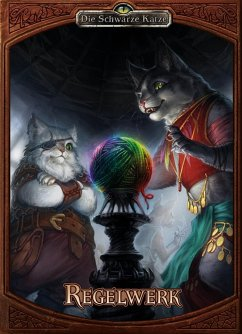 Die Schwarze Katze - Regelwerk - Möbis, Carolina; Ullrich, Jens; Wipfelder, Ingelis