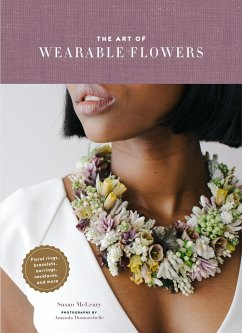The Art of Wearable Flowers - McLeary, Susan