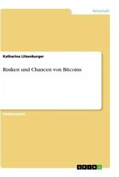 Risiken und Chancen von Bitcoins - Litzenburger, Katharina