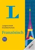 Langenscheidt Grundwortschatz Französisch (eBook, PDF)