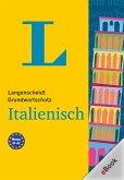 Langenscheidt Grundwortschatz Italienisch (eBook, PDF)