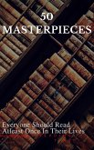 50 Masterpieces Everyone Should Read Atleast Once In Their Lives (eBook, ePUB)