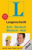 Langenscheidt Arzt-Deutsch/Deutsch-Arzt (eBook, ePUB)