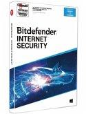 Bitdefender Internet Security 2020 3 Geräte/18Monate, Code in a Box