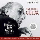 Friedrich Gulda: The Stuttgart Solo Recitals