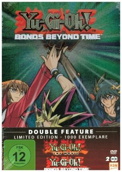 Yu-Gi-Oh! - The Movie + Bonds Beyond Time Limited Edition
