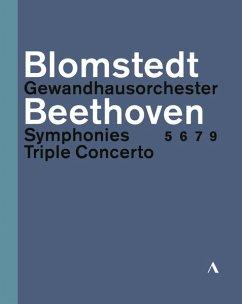 Beethoven Sinfonien 5,6,7,9 & Tripelkonzert