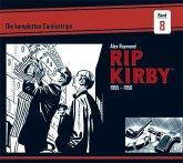 Rip Kirby: Die kompletten Comicstrips / Band 8 1955 - 1956