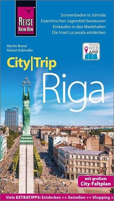 Reise Know-How CityTrip Riga - Brand, Martin; Kalimullin, Robert